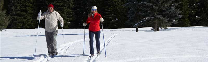 Exercise Cross Country Skiing
